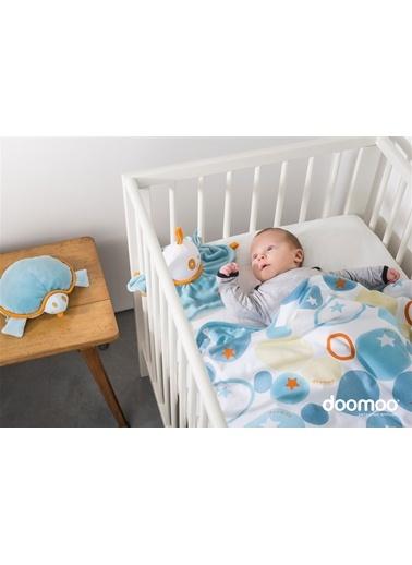 Doomoo Dream - Koton Battaniye-Pufy Baby